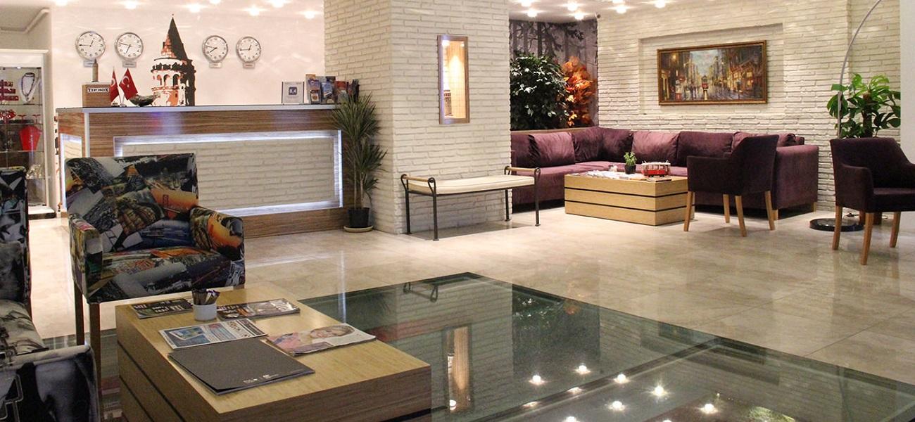 Gallery | Peninsula Galata Hotel